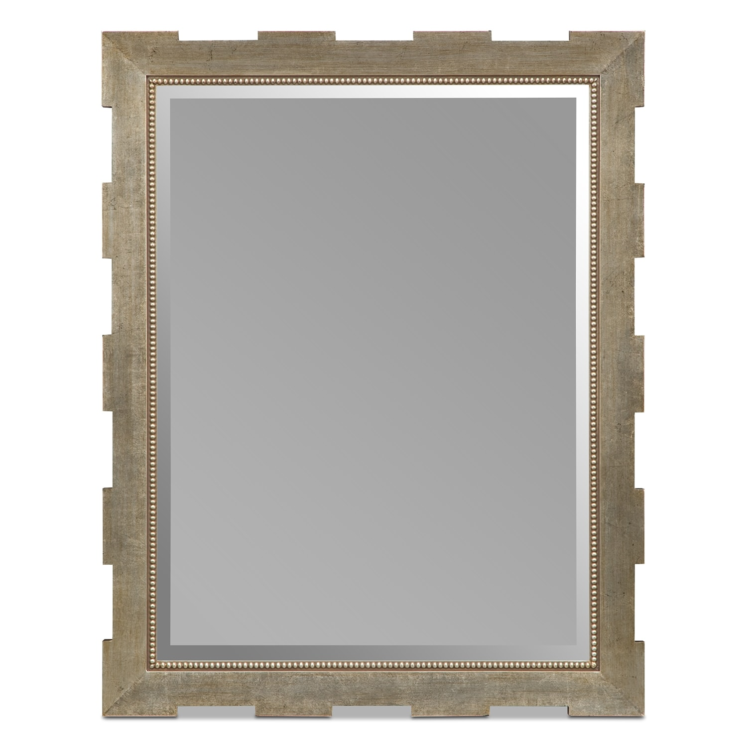 Home Accessories - Josie Wall Mirror - Brushed Sand