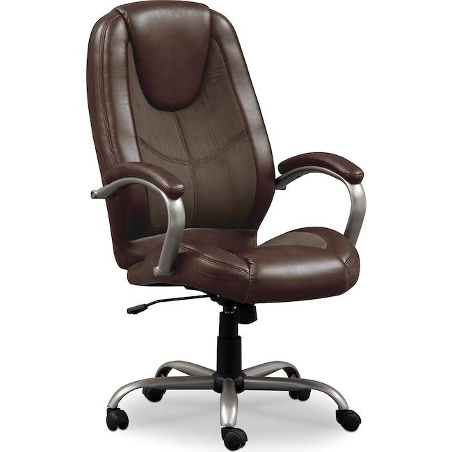 Home Office Furniture - Viper Executive Chair - Espresso