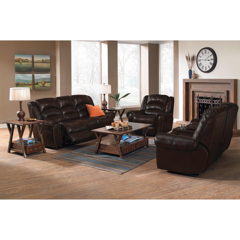 Galveston 3 Pc. Reclining Living Room