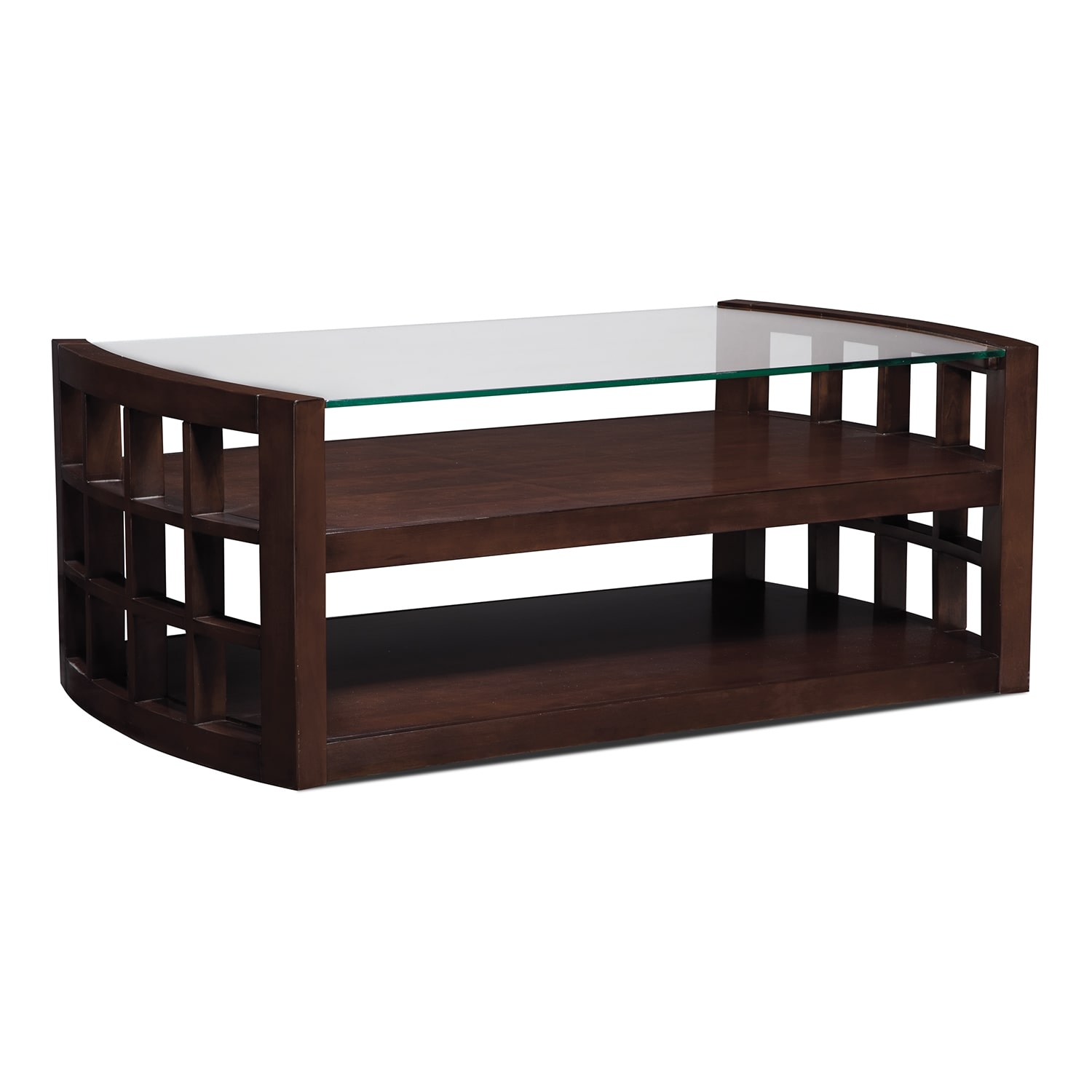 Accent and Occasional Furniture - Daytona Cocktail Table