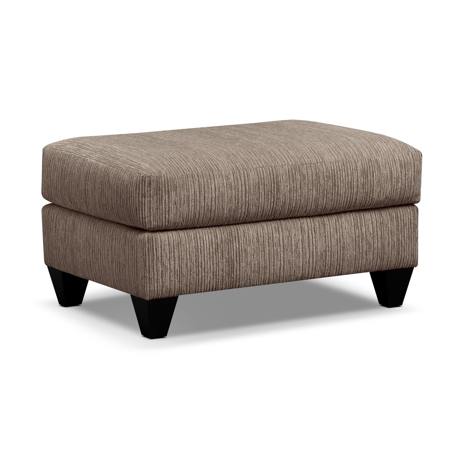 Living Room Furniture - Santa Monica Ottoman