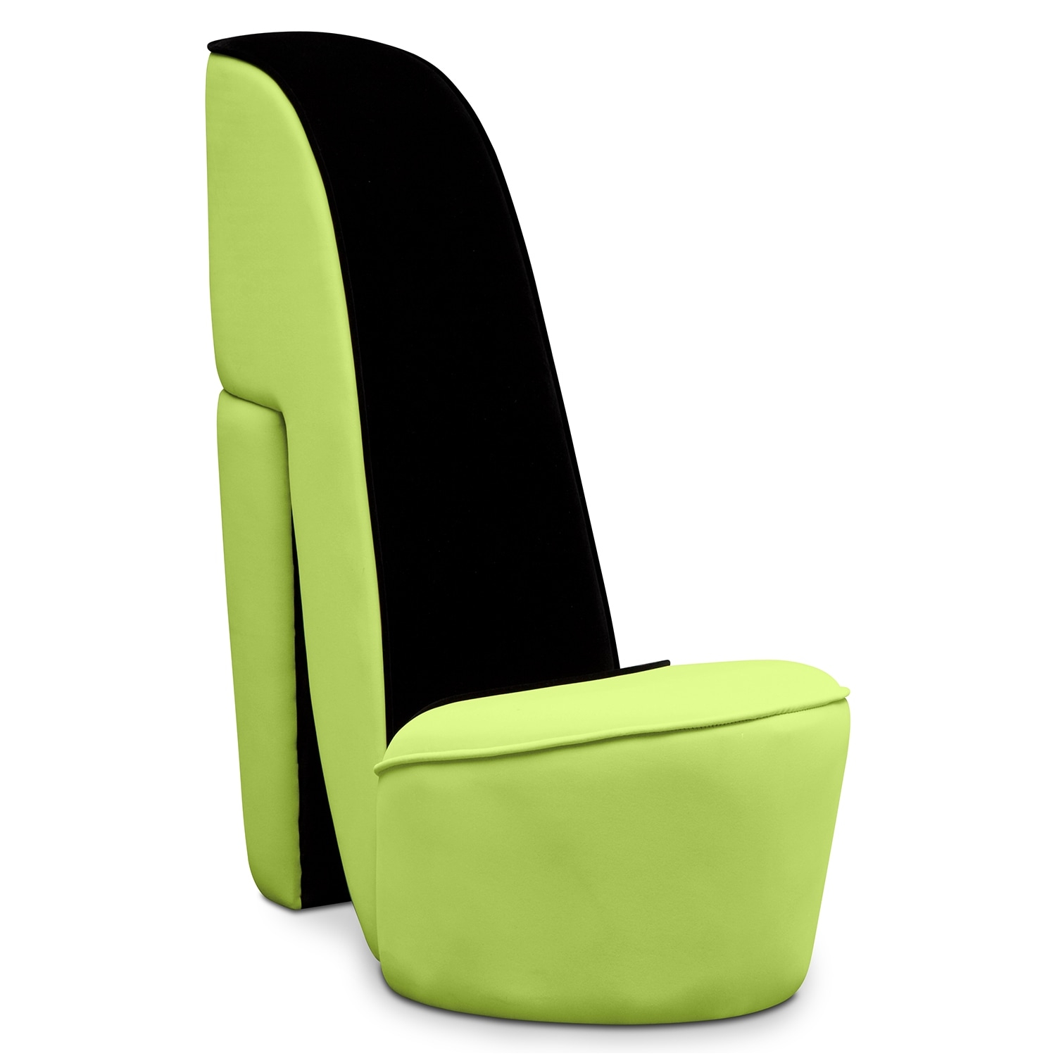 Living Room Furniture - Jordan Shoe Accent Chair
