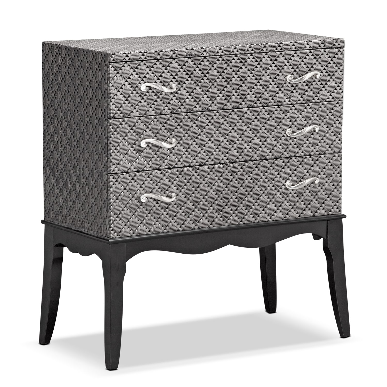 Accent and Occasional Furniture - Mystere Accent Cabinet