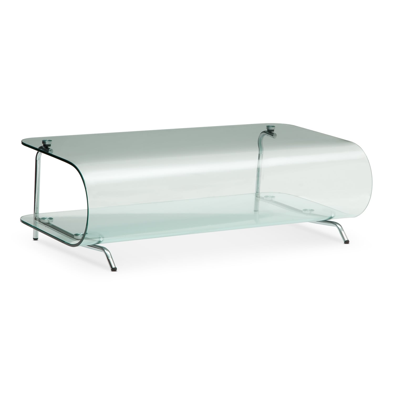 Viva Cocktail Table - Glass