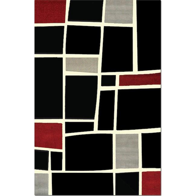 Rugs - Terra Squares Area Rug (5' x 8')