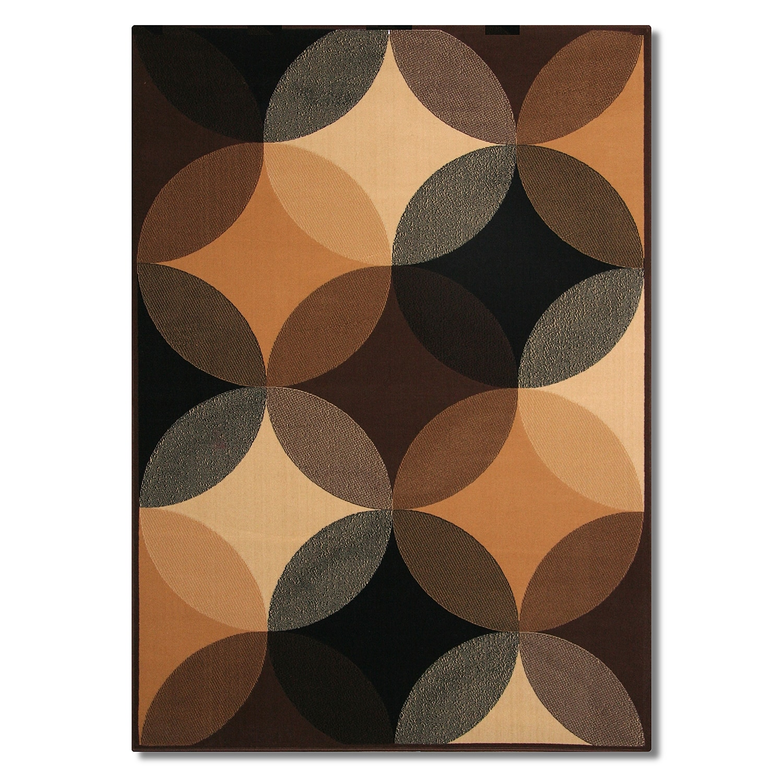 Rugs - Terra Spheres Area Rug (8' x 10')