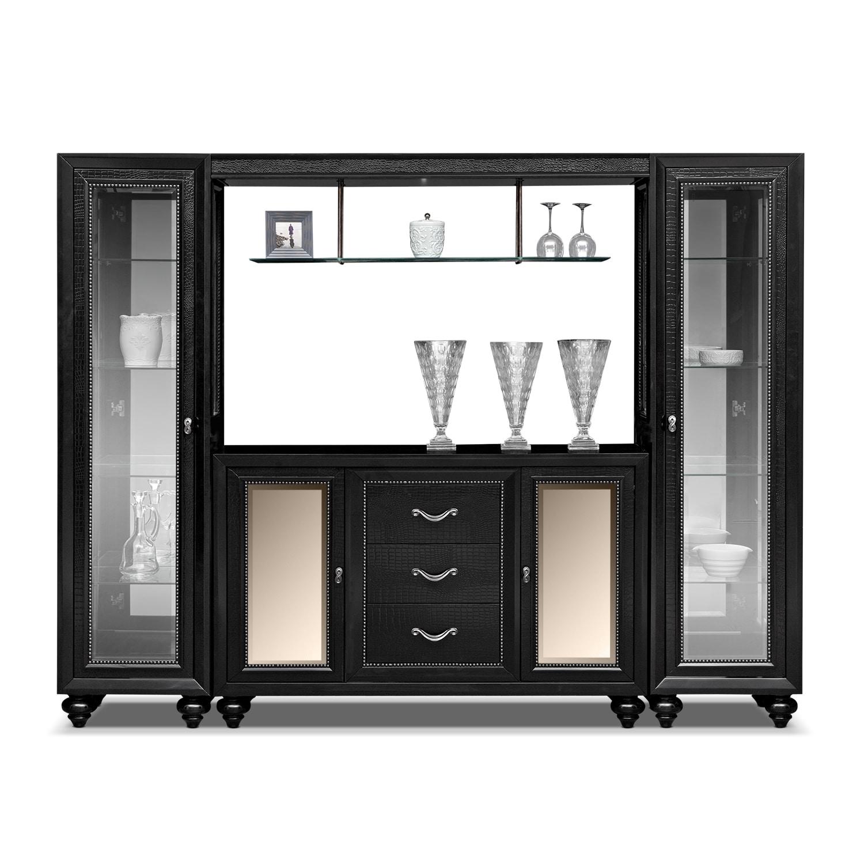 Dining Room Furniture - Paradiso Wall Bar