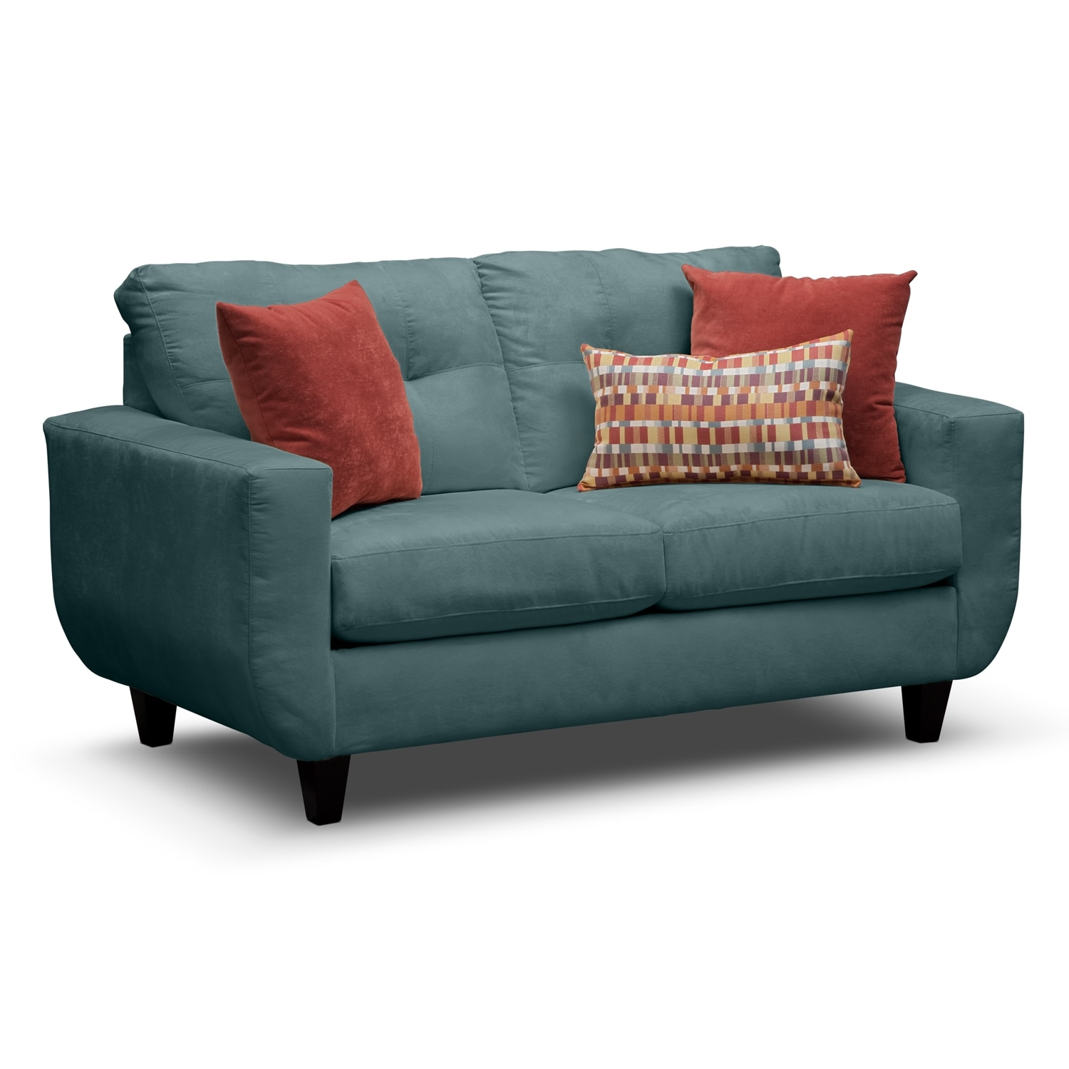 West Village Loveseat - Blue