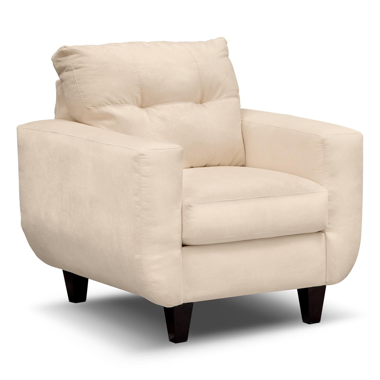 West Village Chair - Cream