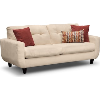 West Village Sofa - Cream