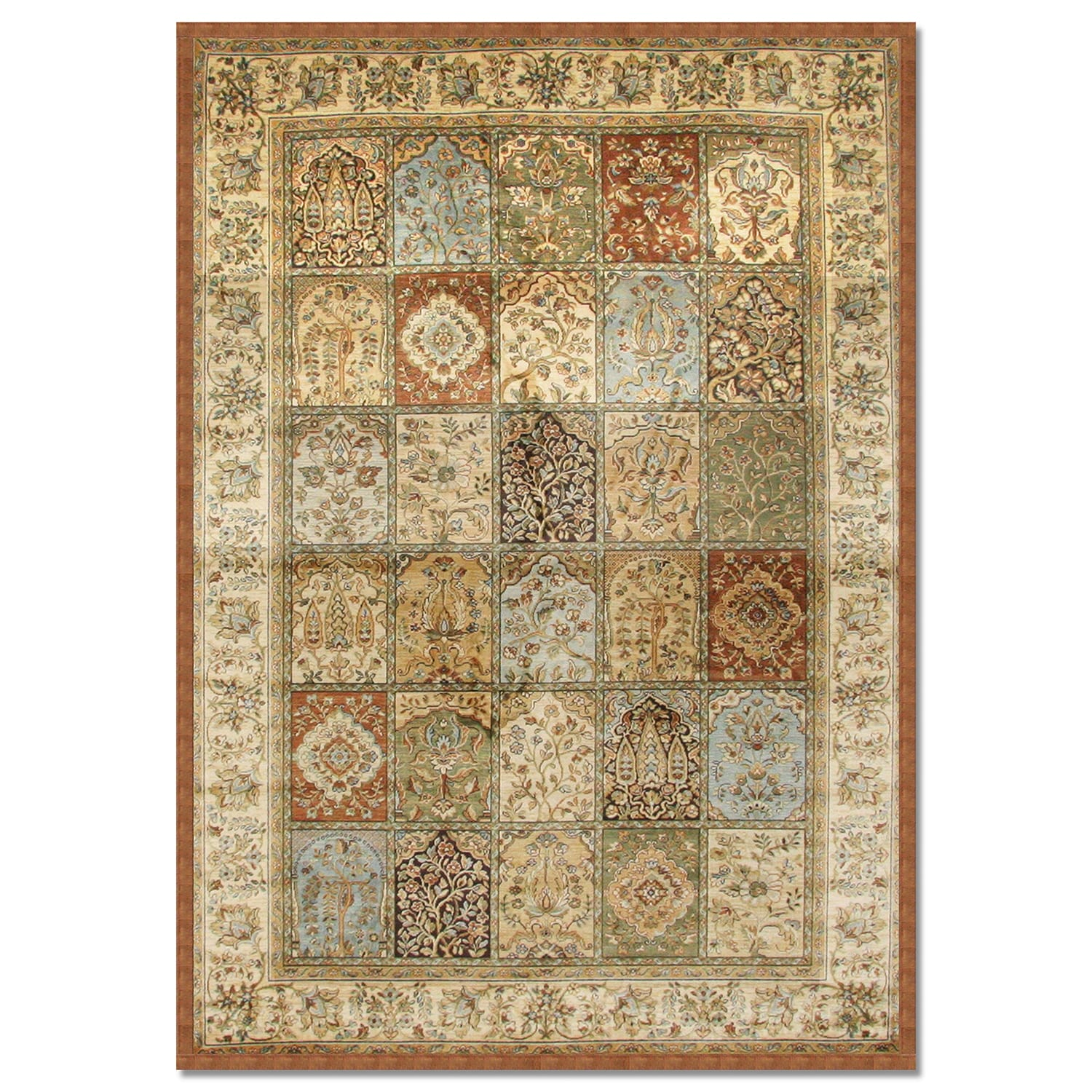 Rugs - Sonoma Mosaic Area Rug (8' x 10')
