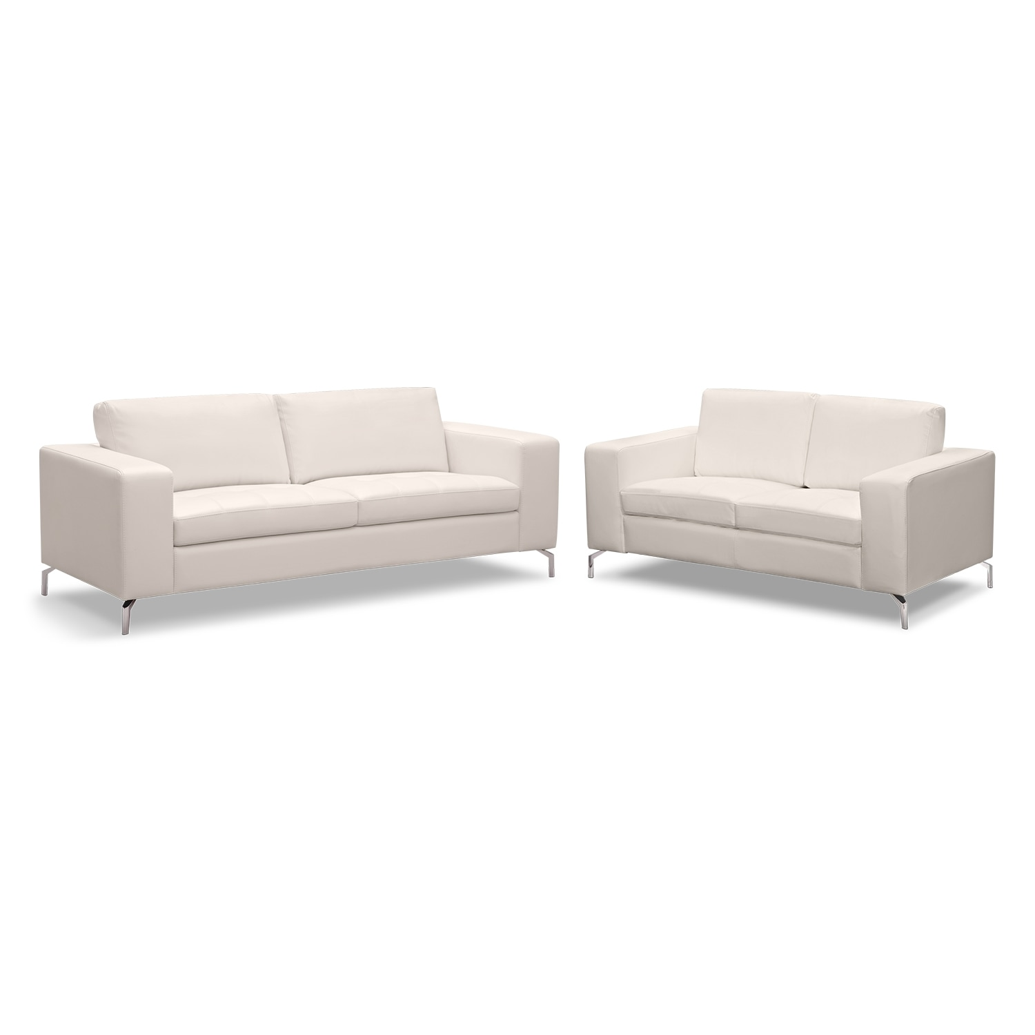 Living Room Furniture - Casino 2 Pc. Living Room