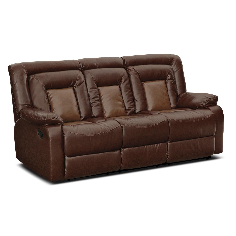 Cobra Dual Reclining Sofa