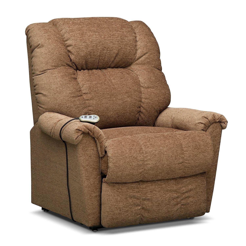Living Room Furniture - Vantage Medium Power Lift Massage Chair