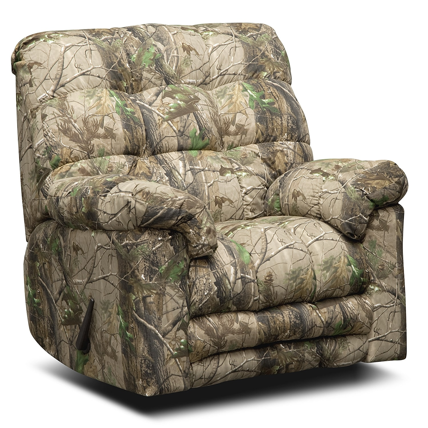 Living Room Furniture - Jasper Bay Rocker Recliner