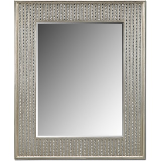 Bling Glam Wall Mirror - Champagne