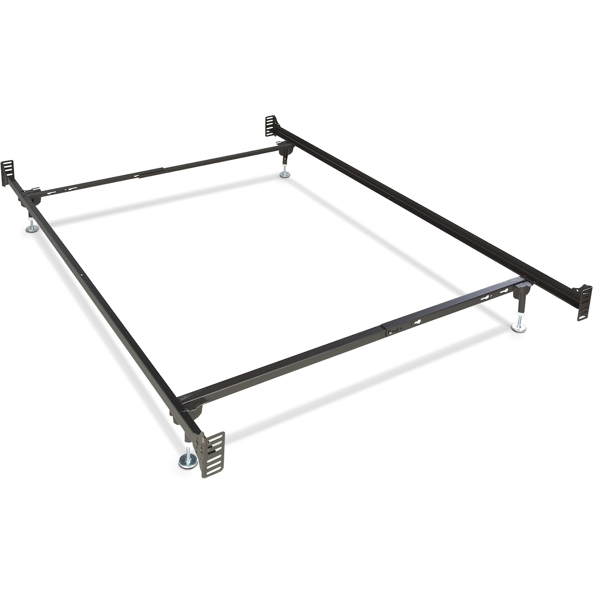 twin  full glide bed frame