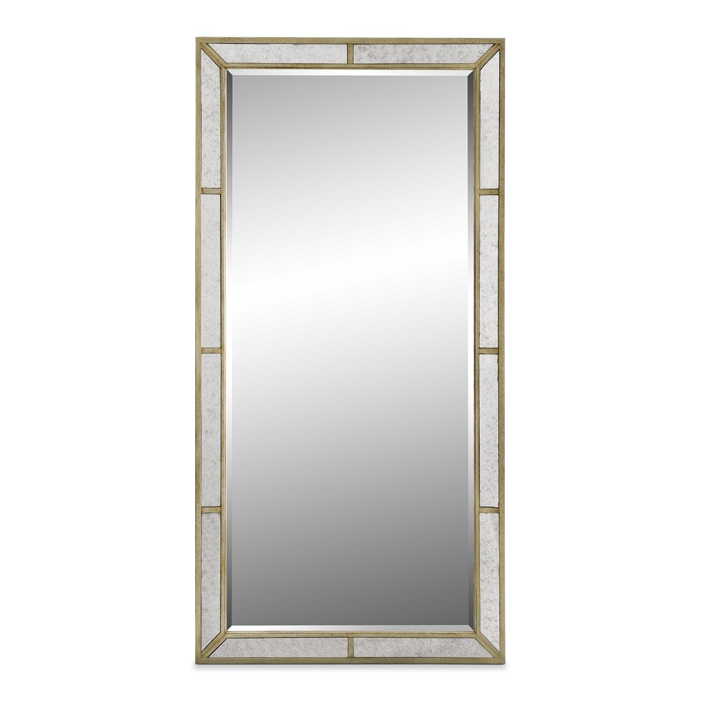 Bedroom Furniture - Angelina Floor Mirror