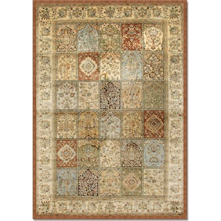 The Sonoma Mosaic Collection - Rust and Sage