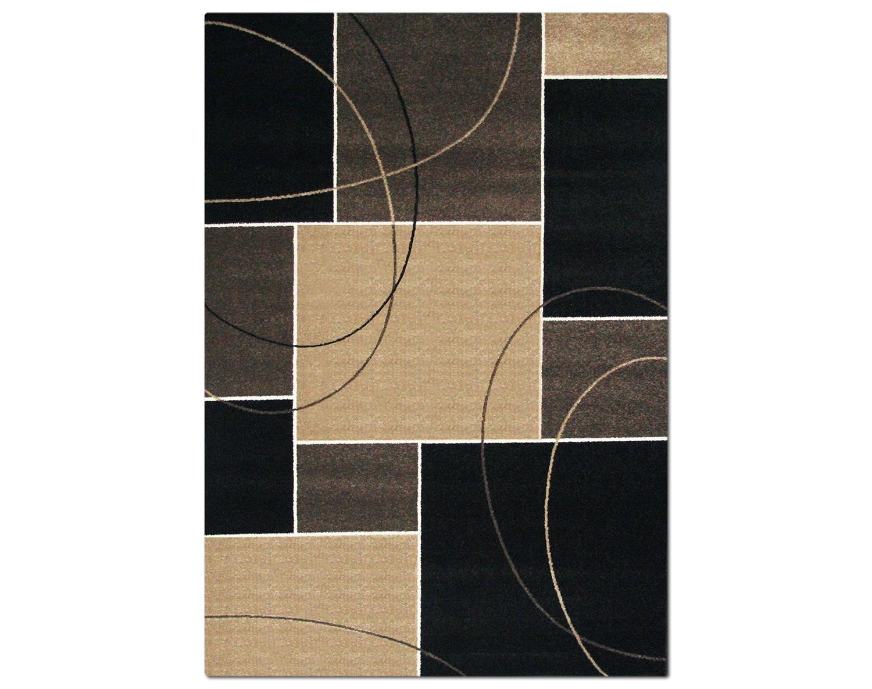 The Casa Dark Circles & Squares Collection