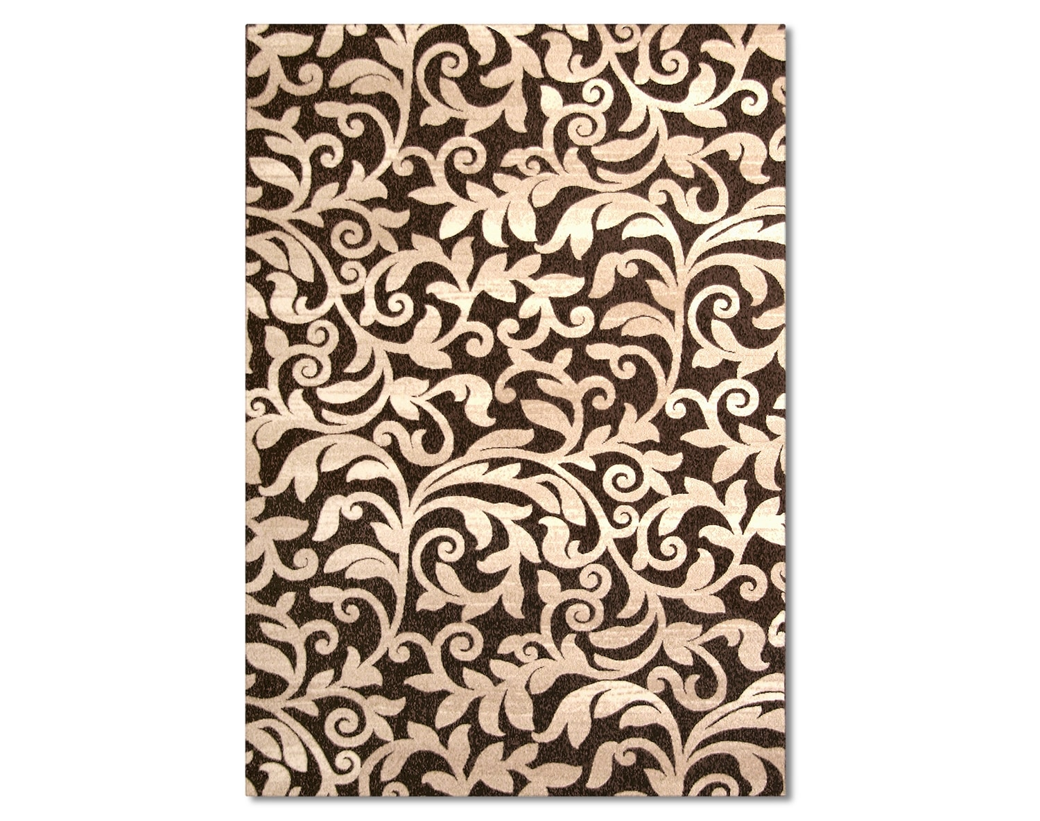 The Terra Vale Collection - Chocolate and Beige