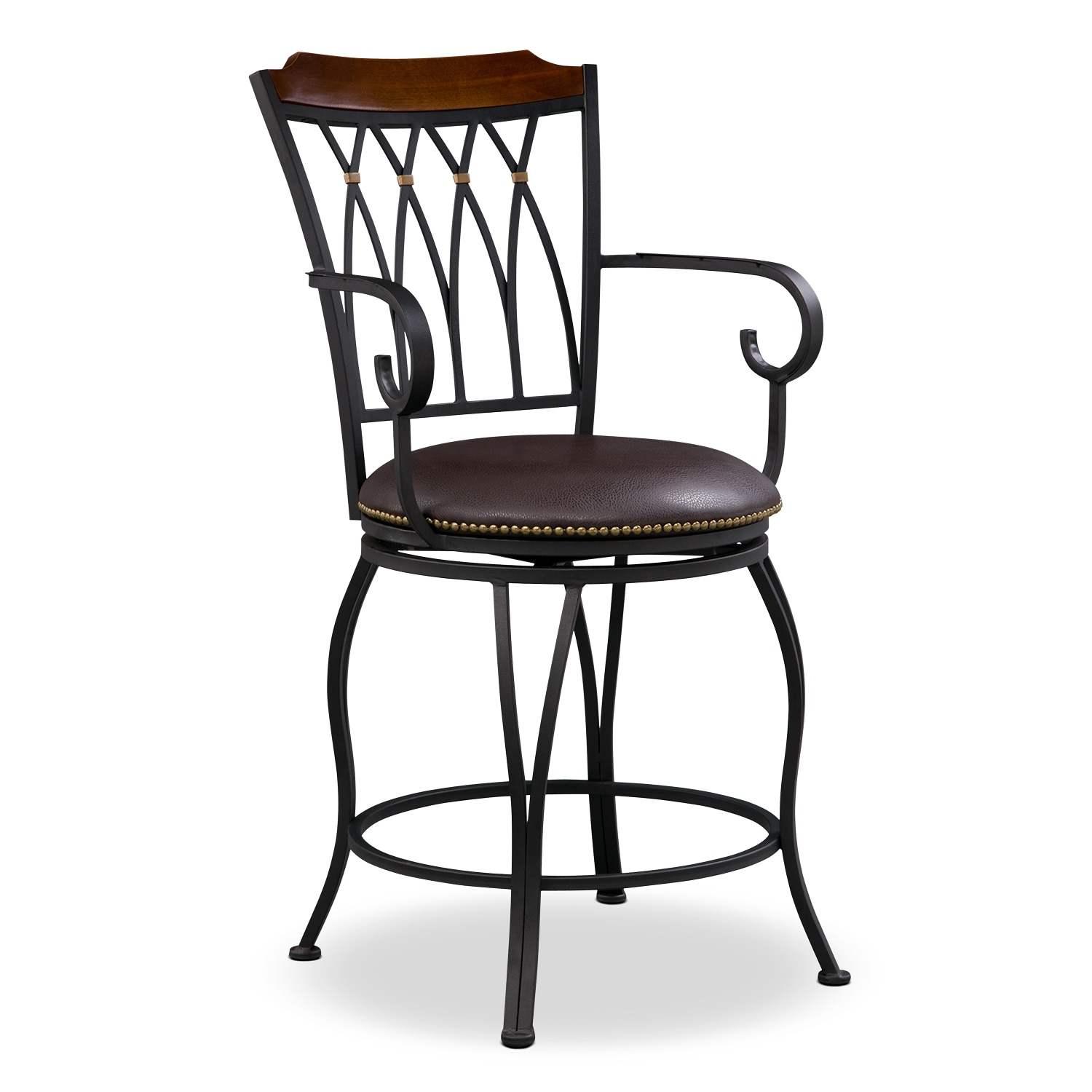 Dining Room Furniture - Winfield Counter-Height Stool