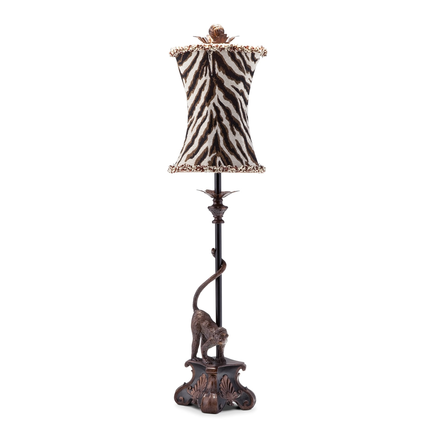 Monkey Business Buffet Lamp