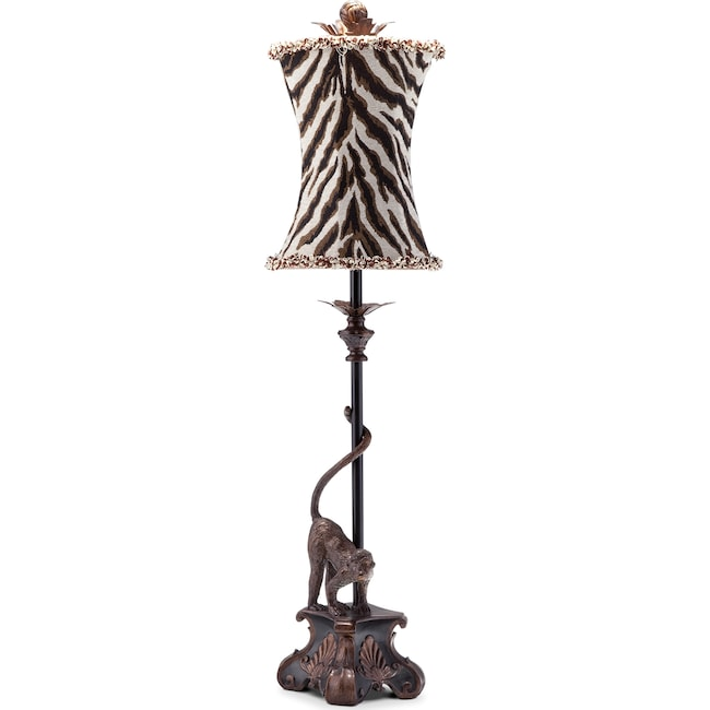 Home Accessories - Monkey Business Buffet Lamp