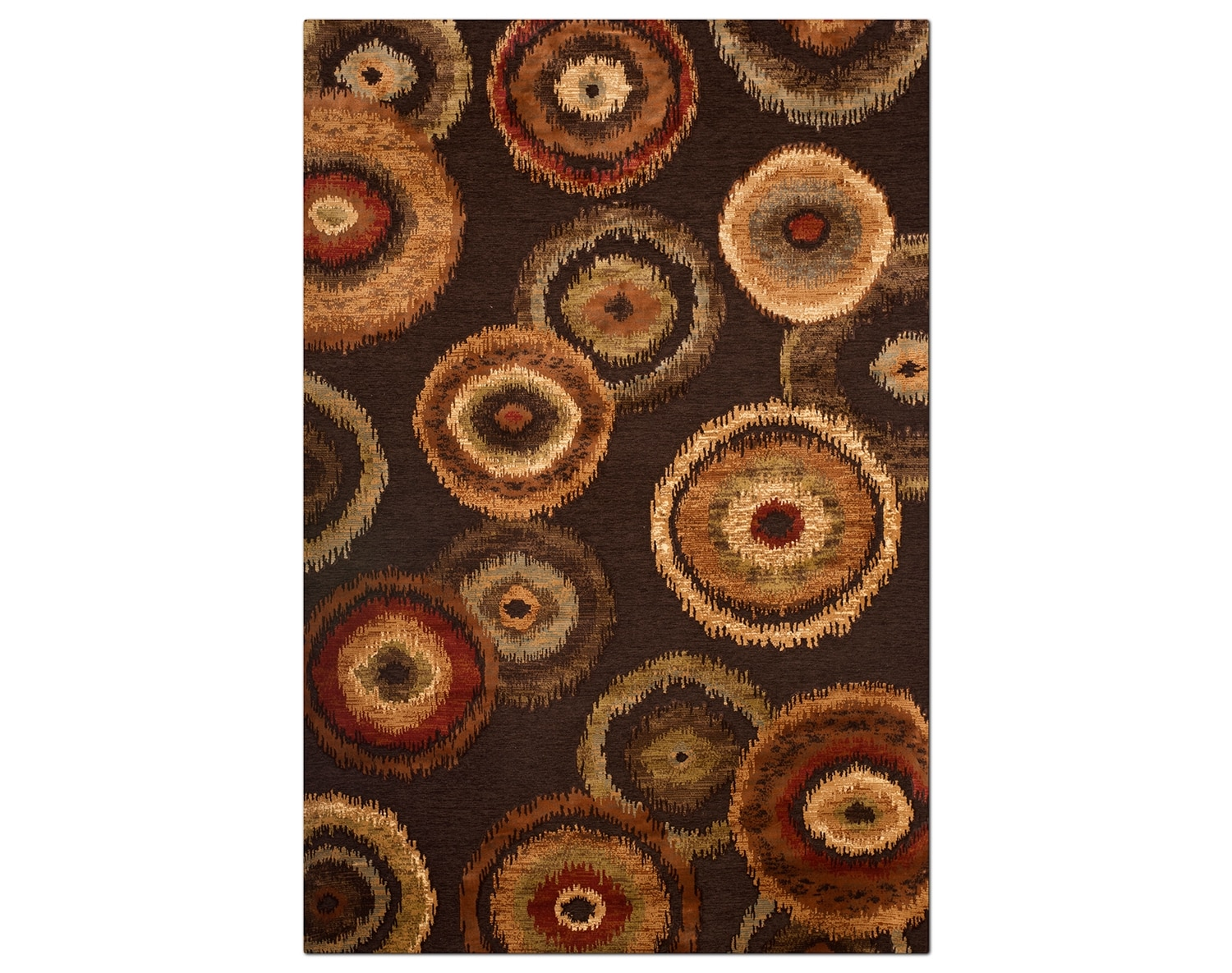 The Sonoma Adeline Collection - Medium Brown and Beige