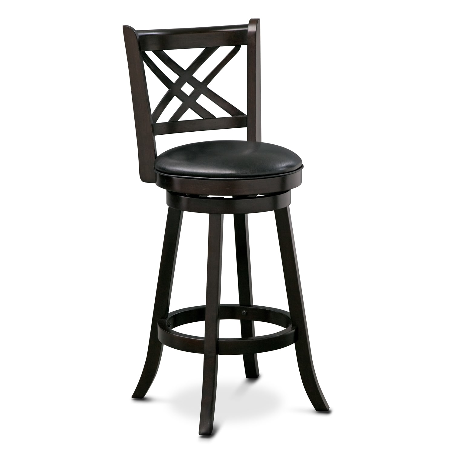Dining Room Furniture - Merrimac Barstool - Merlot