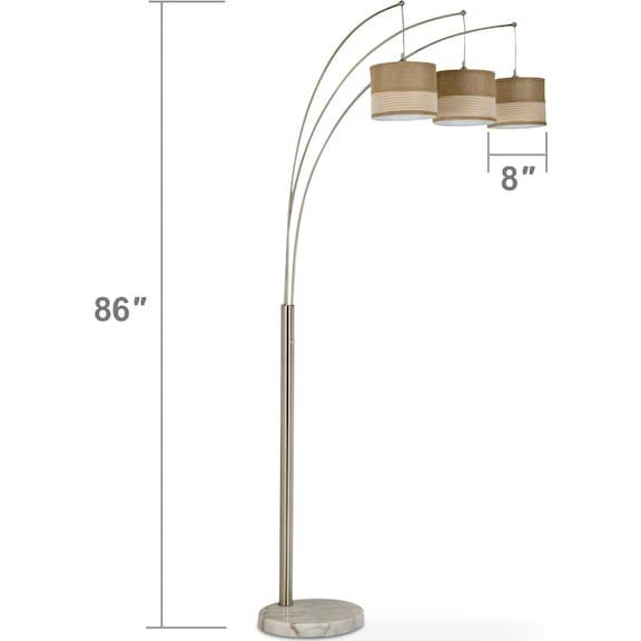 Home Accessories - Luca Floor Lamp