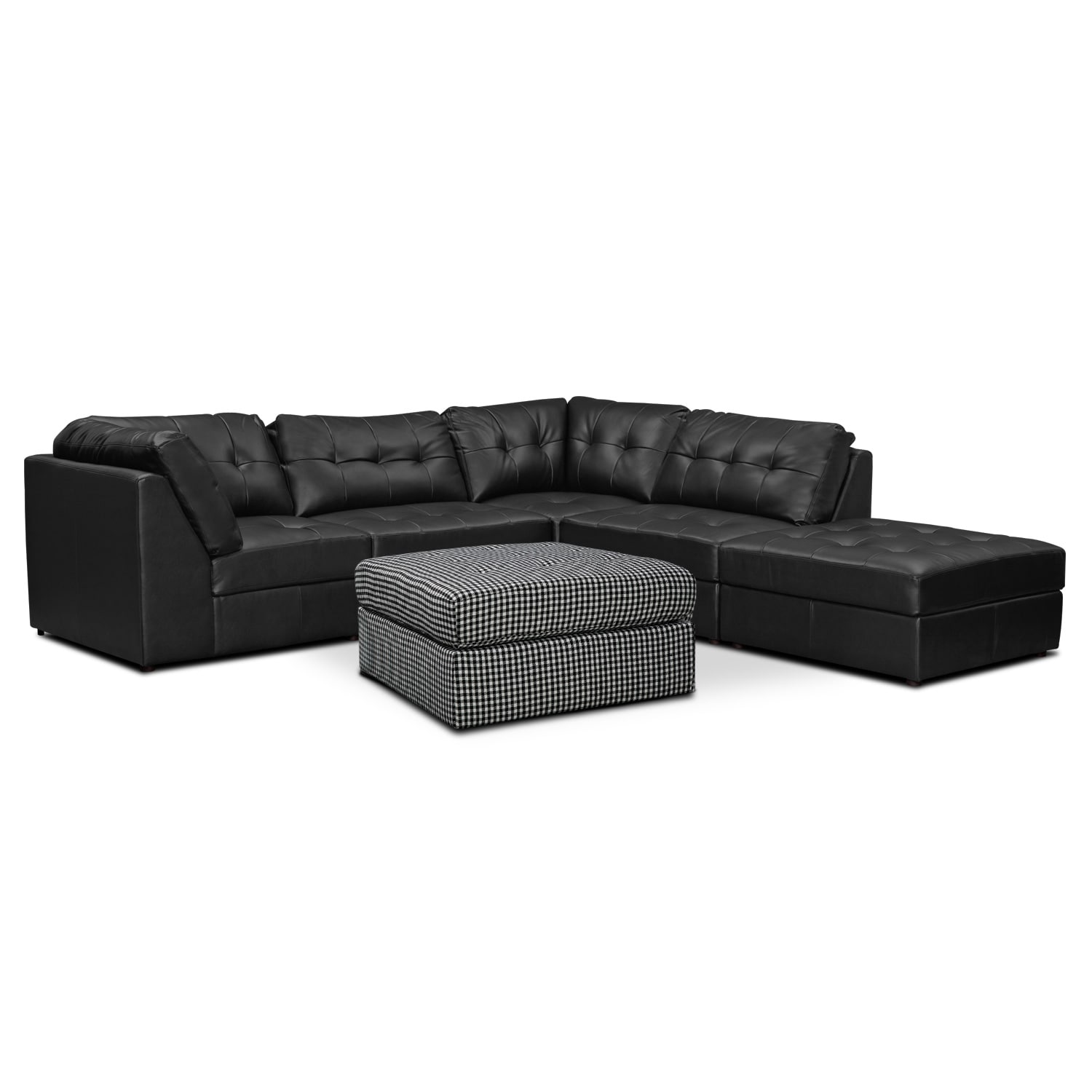 [Aventura 6 Pc. Sectional]