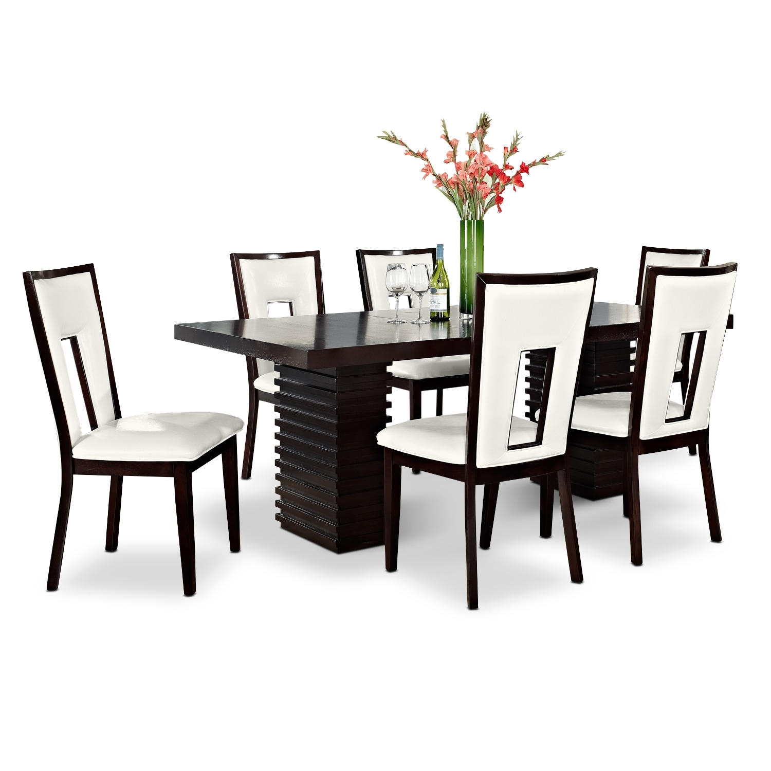 Paragon Madera II 7 Pc. Dining Room