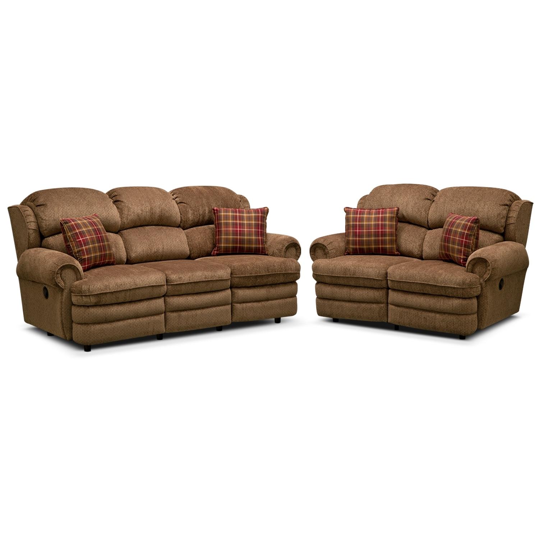 [Addison 2 Pc. Living Room]