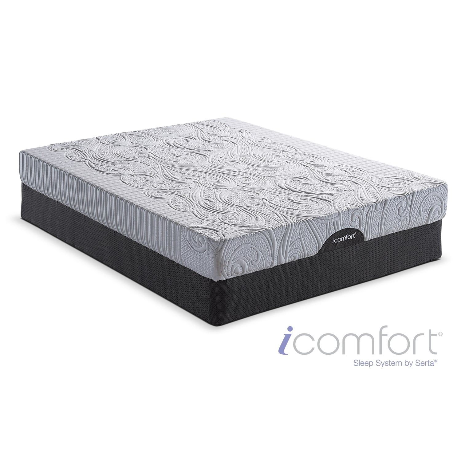 [iComfort Insight EverFeel Full Mattress/Foundation Set]