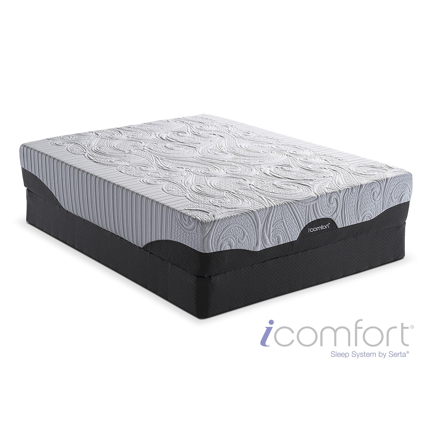 [iComfort Prodigy EverFeel Full Mattress/Foundation Set]