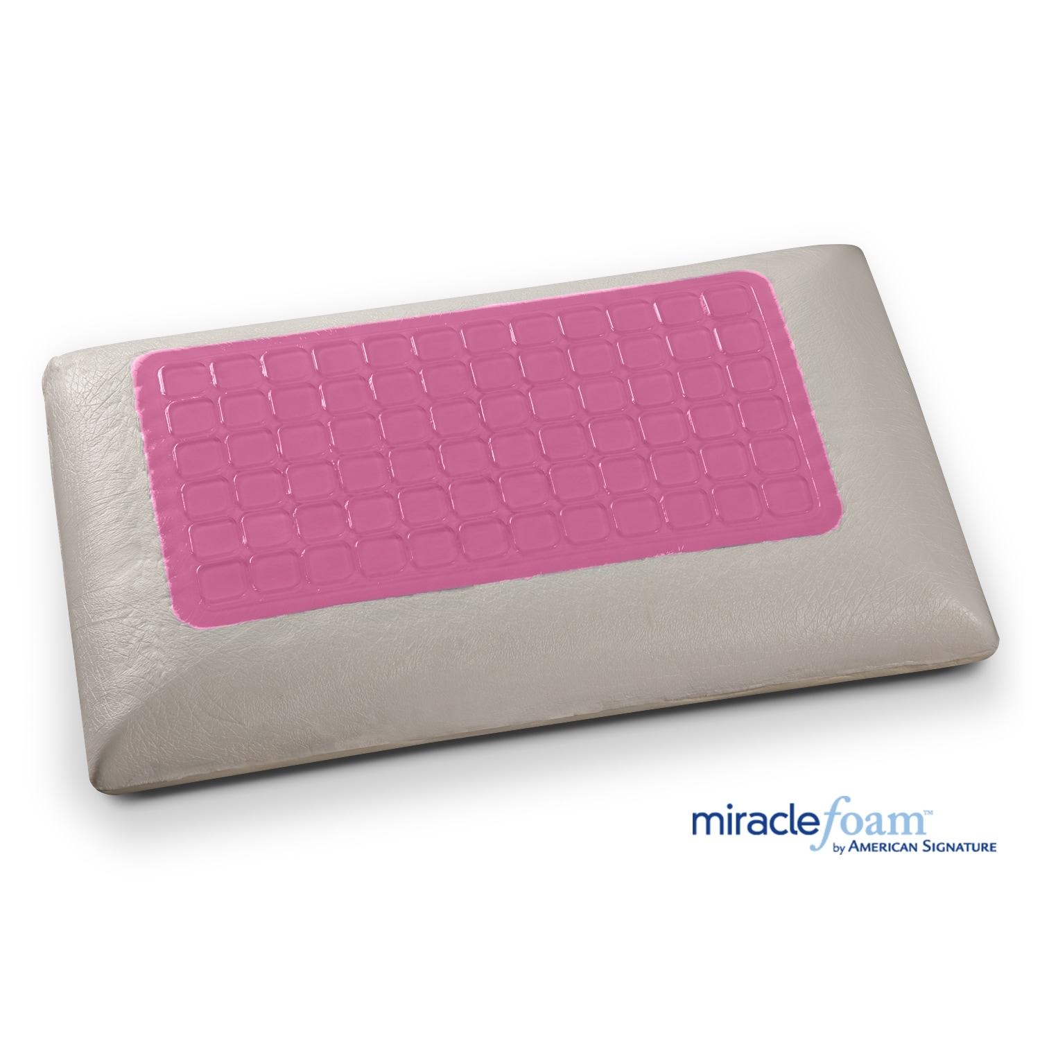 Gel Memory Foam Gel Traditional Pillow
