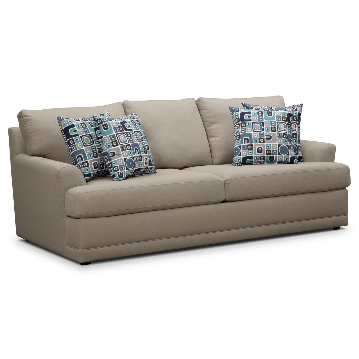 Living Room Furniture - Kismet II Sofa