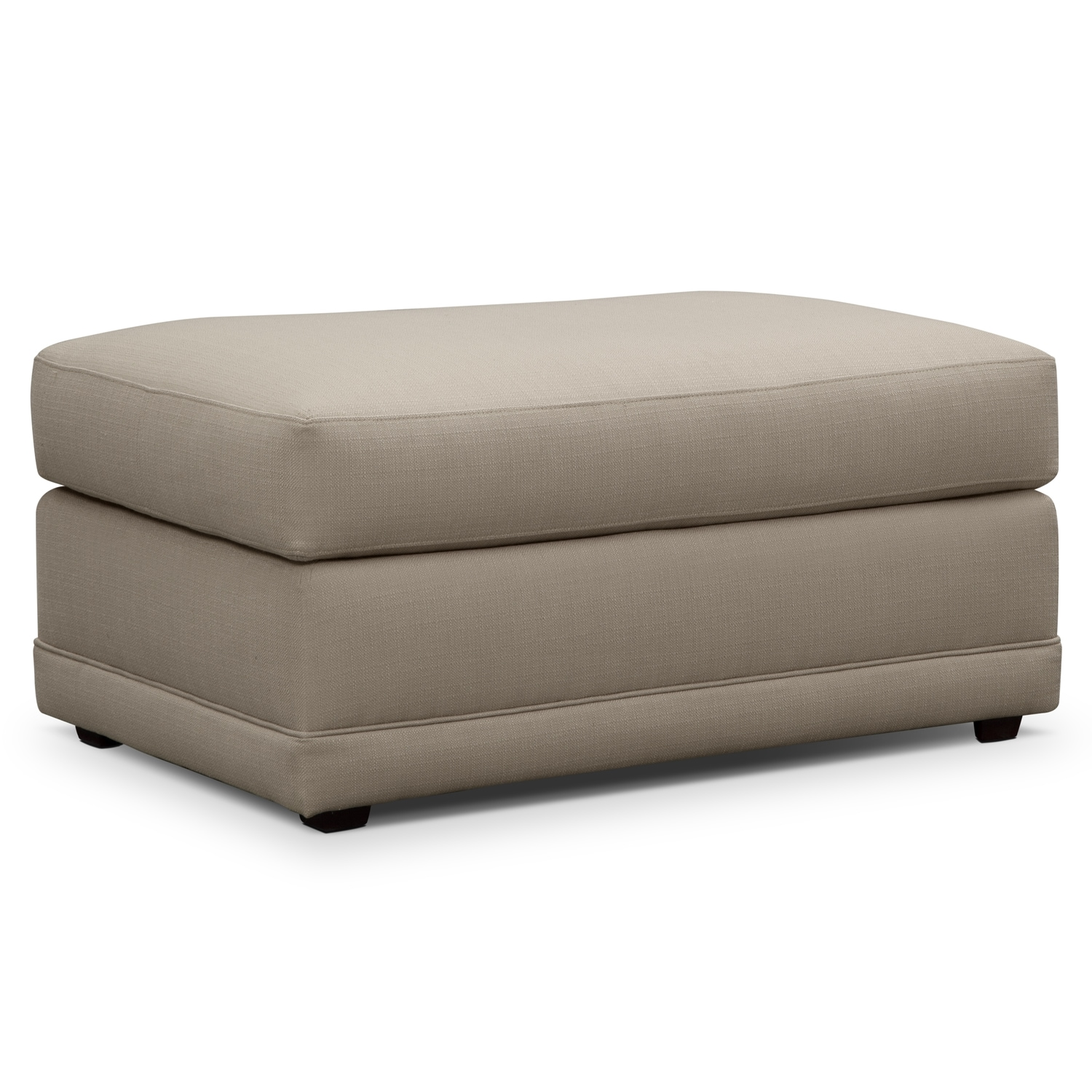 Living Room Furniture - Kismet II Ottoman