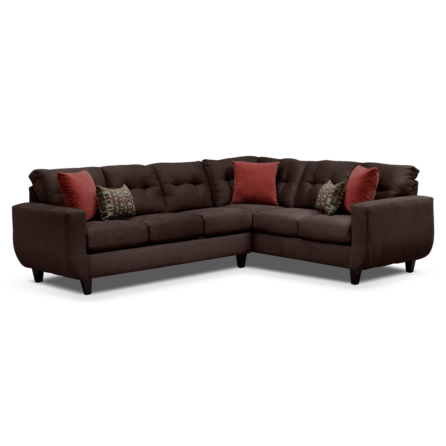 sc 1 st  Value City Furniture : vcf sectional - Sectionals, Sofas & Couches