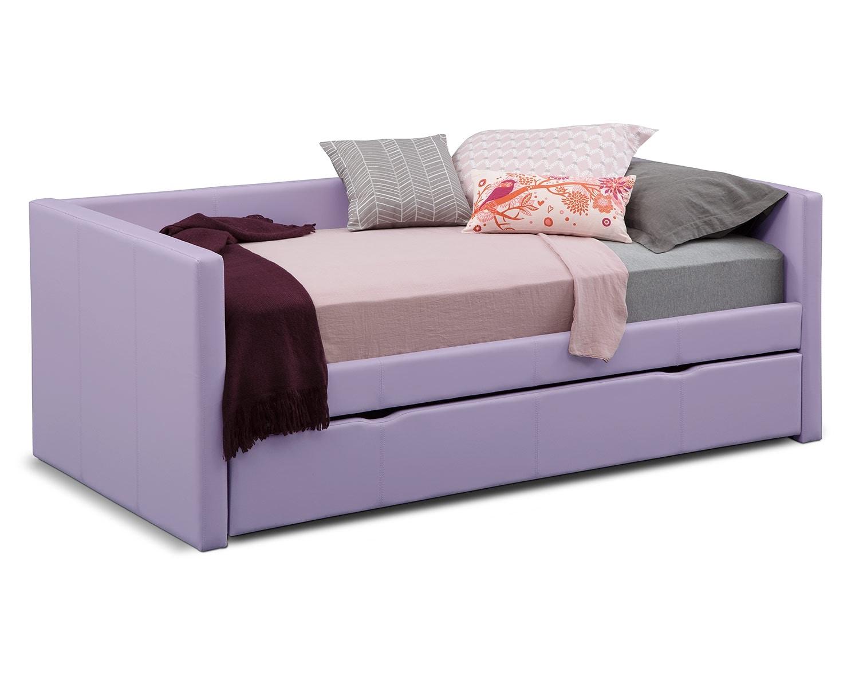 daybeds trundle beds bedroom furniture value city. Black Bedroom Furniture Sets. Home Design Ideas