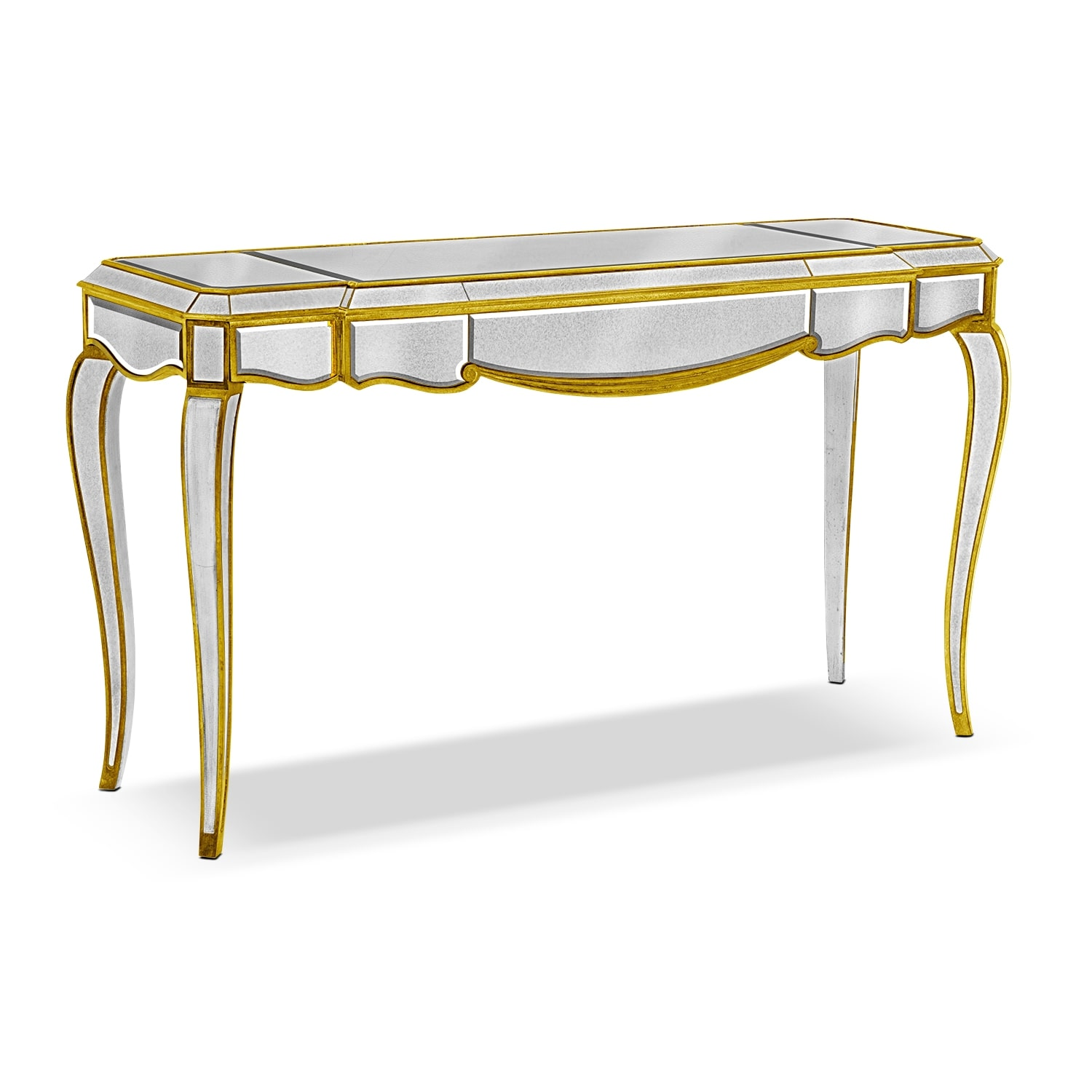 Accent and Occasional Furniture - Salon Console Table