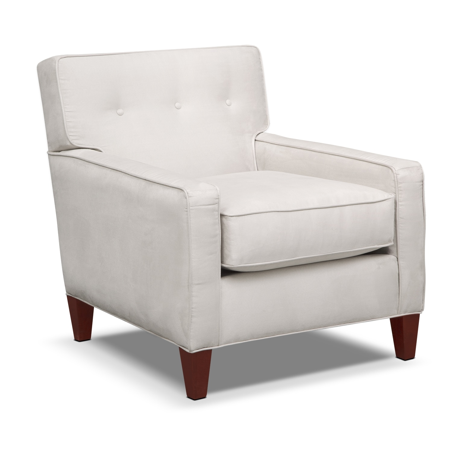 Living Room Furniture - Soho Chair - Cement