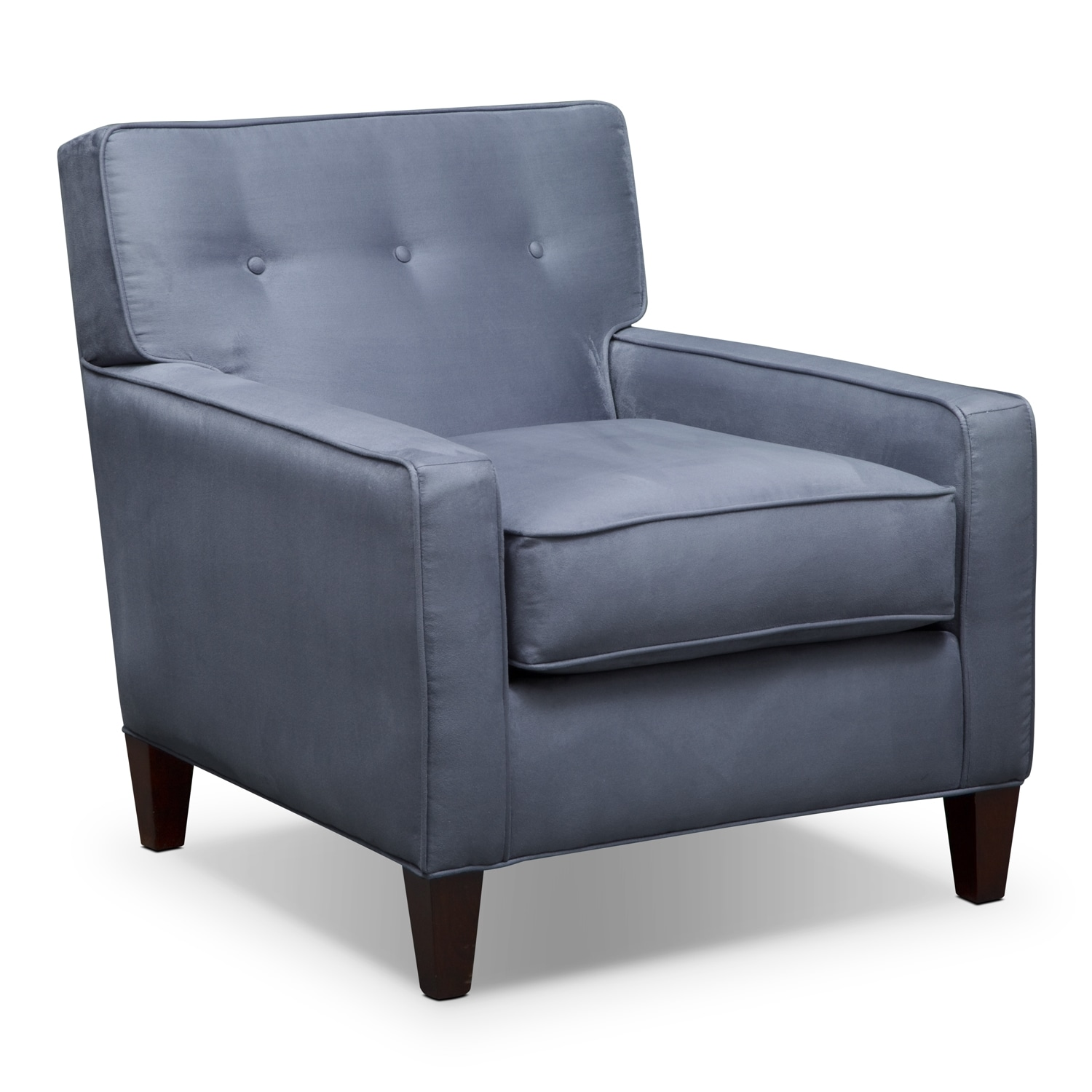 Living Room Furniture - Soho IV Accent Chair