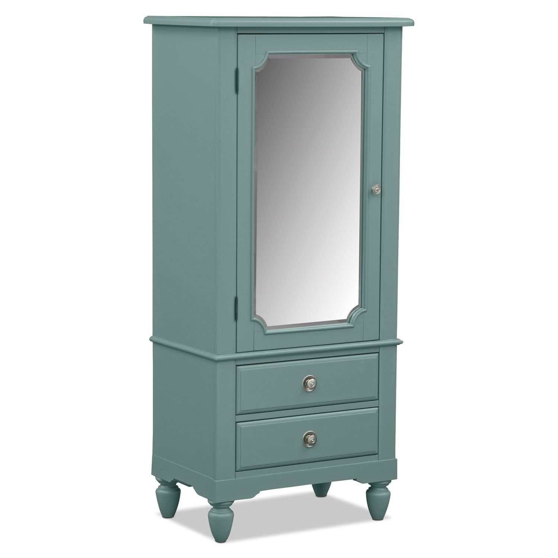 Kids Furniture - Seaside Blue Lingerie Chest