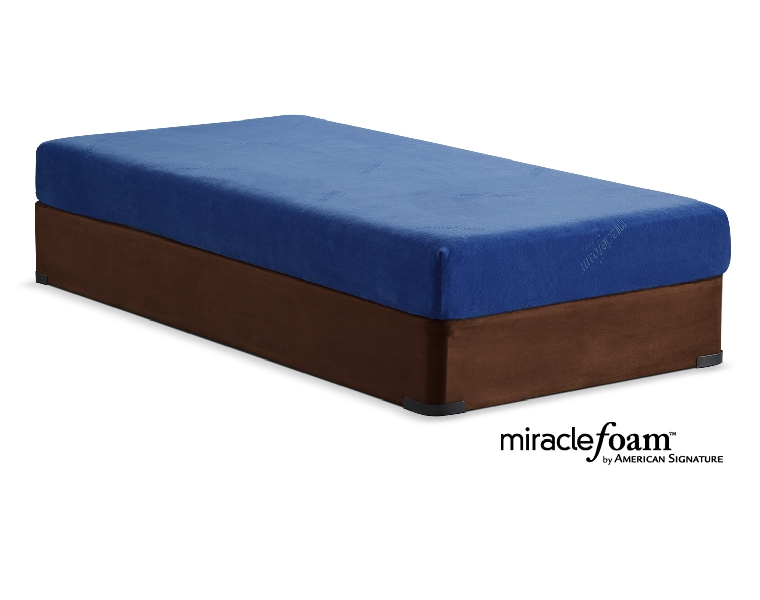 The Renew Blue Medium Firm Youth Mattress Collection - Blue