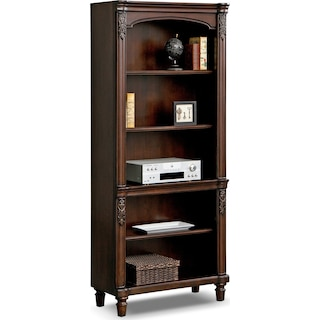 Ashland Bookshelf - Cherry