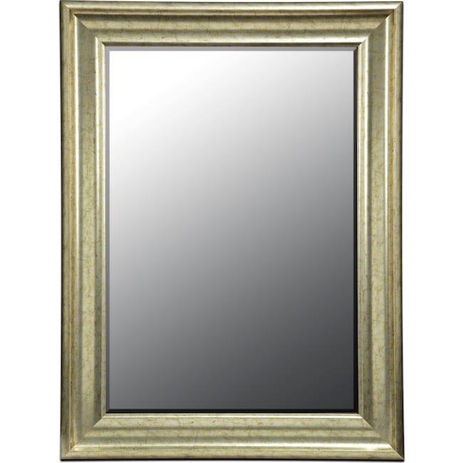Home Accessories - Vivien Mirror - Antique Silver