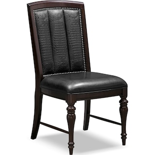 Esquire Side Chair - Cherry