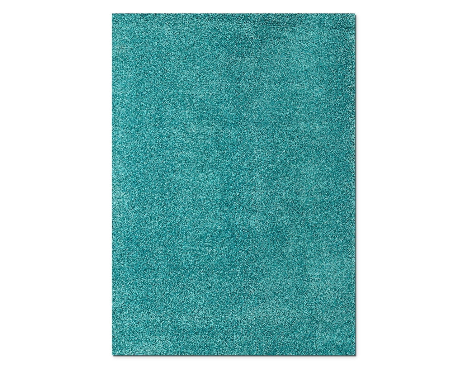 The Domino Shag Collection - Turquoise